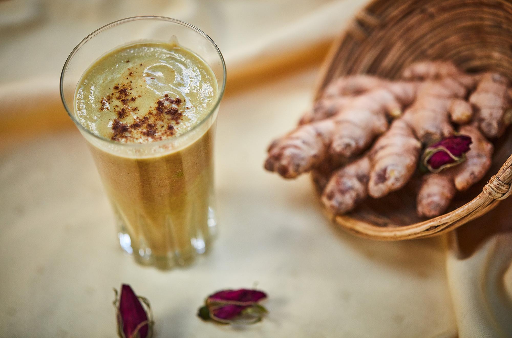 chai-smoothie